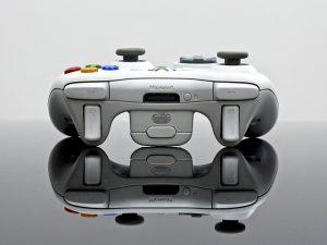 teknologin i spelvärlden